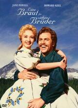 Eine Braut für sieben Brüder - Poster