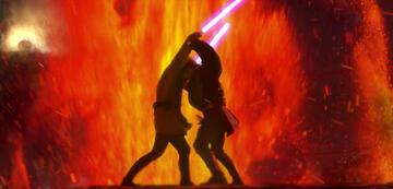 Star Wars: Episode III - Die Rache der Sitz