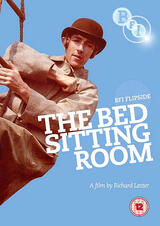 Danach - The Bed Sitting Room - Poster