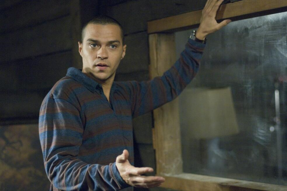 The Cabin in the Woods mit Jesse Williams