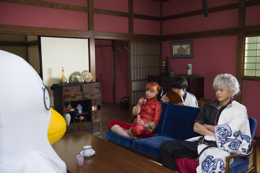 Gintama mit Shun Oguri