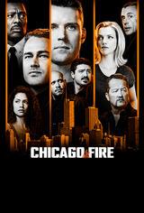 Chicago Fire - Staffel 7 - Poster