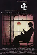 Die Farbe Lila Poster