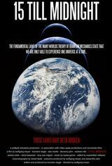 15 Till Midnight - Poster