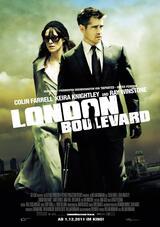 London Boulevard - Poster