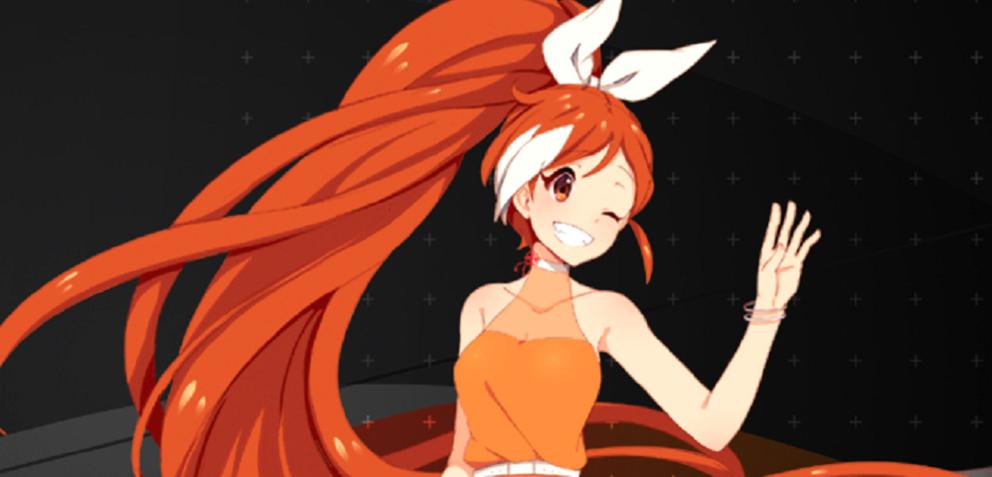 Illustration zu den Crunchyroll Anime Awards