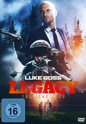 Legacy - Tödliche Jagd Poster