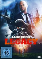 Legacy - Tödliche Jagd - Poster