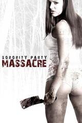 Sorority Party Massacre - Poster
