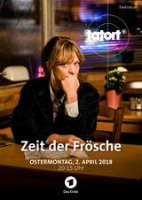 Tatort: Zeit der Frösche - Poster