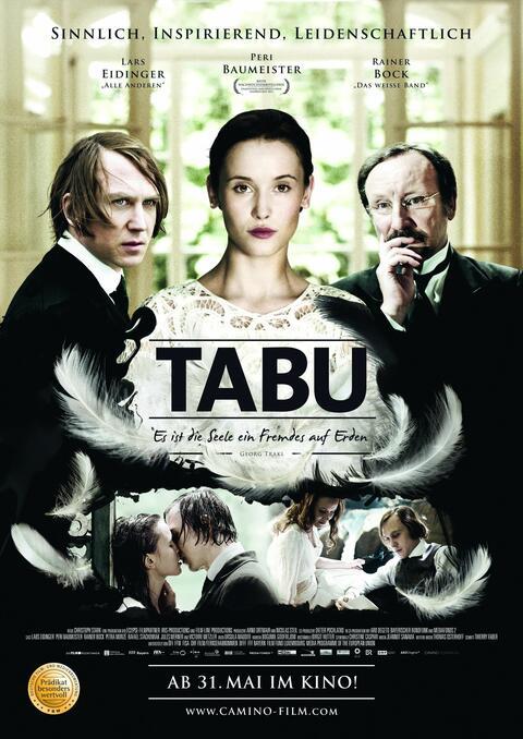 Tabu - Es ist die Seele ein Fremdes auf Erden | Film 2011