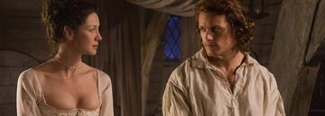 Die Hochzeitsnacht von Claire und Jamie
