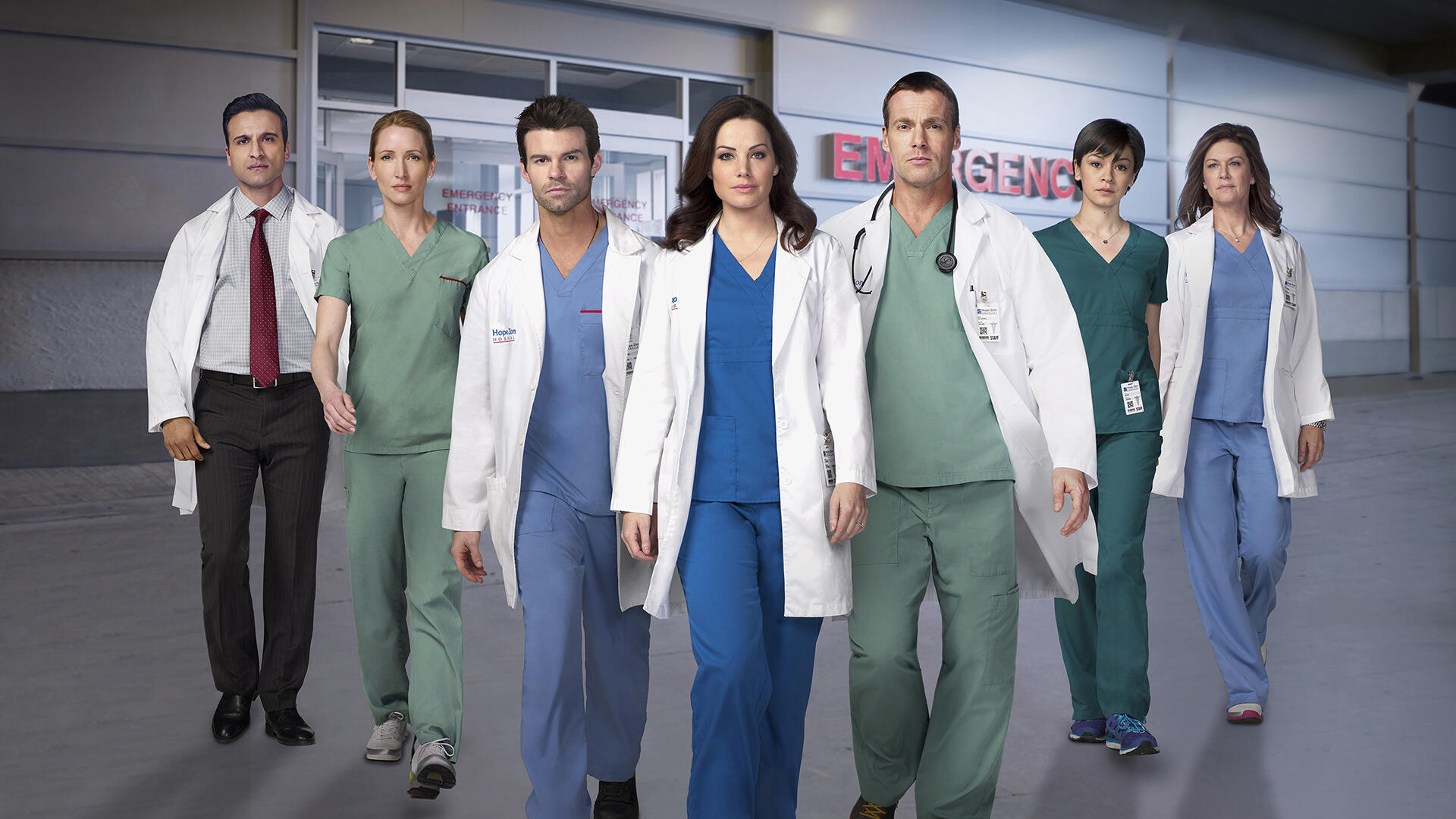 Saving Hope Staffel 2