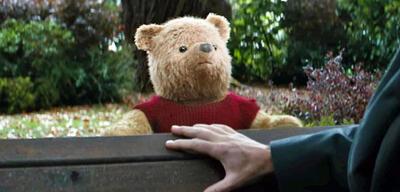 Winnie Puuh in Christopher Robin