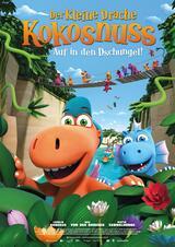 Der kleine Drache Kokosnuss 2 - Auf in den Dschungel! - Poster