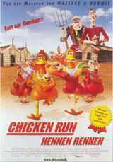 Chicken Run - Hennen rennen - Poster