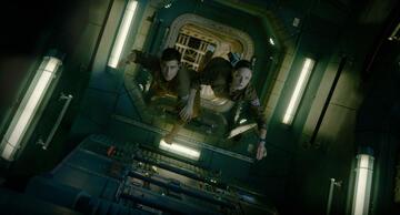 In Life stoßen Jake Gyllenhaal und Rebecca Ferguson auf außerirdisches Leben