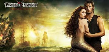 Disneys Meerjungfrauen-Erfahrung in Pirates of the Caribbean 4