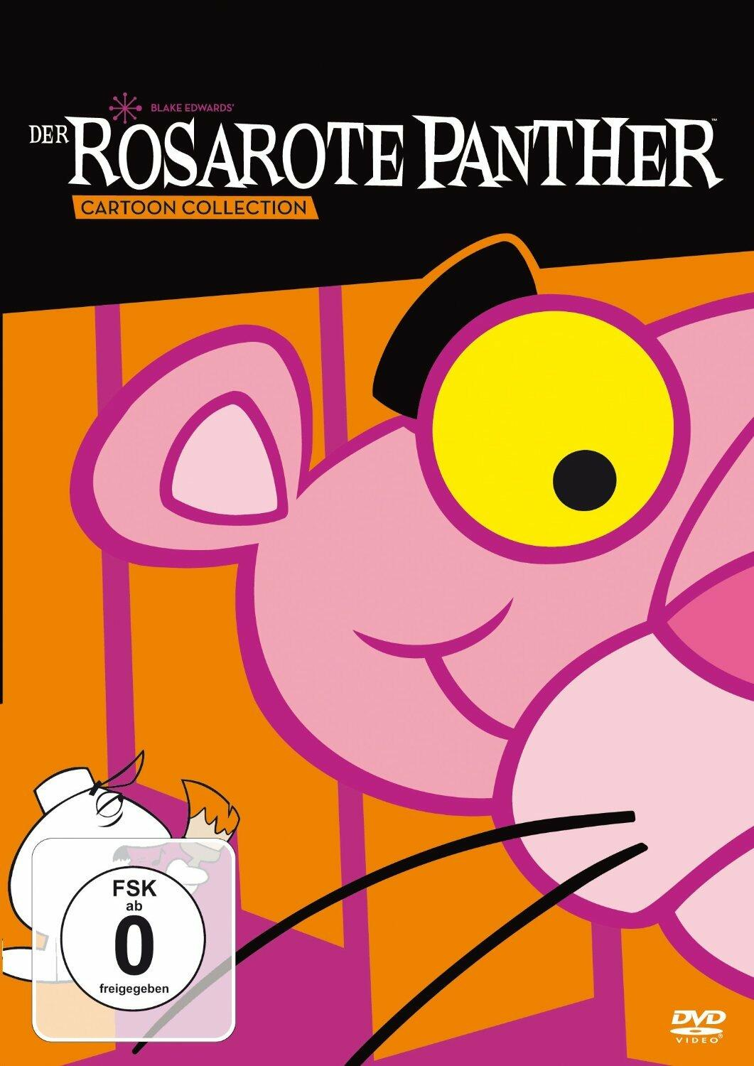 Rosa Roter Panther