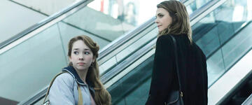 Holly Taylor und Keri Russell in The Americans