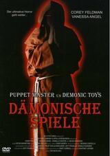Dämonische Spiele - Puppet Master vs Demonic Toys - Poster