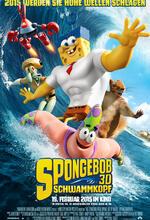 SpongeBob Schwammkopf 3D Poster