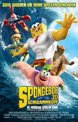 SpongeBob Schwammkopf 3D - Poster