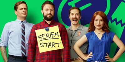 Die Comedy-Serie Those Who Can't feiert heute ihre US-Premiere.