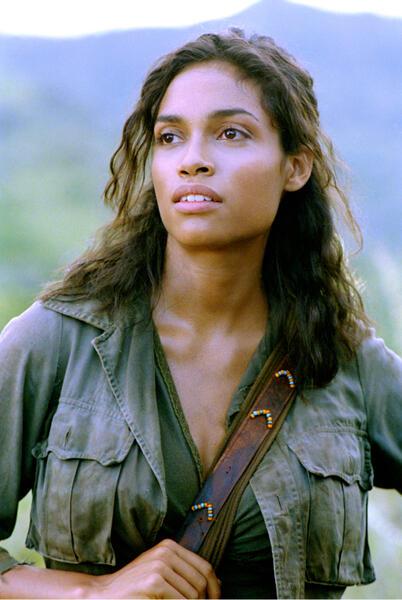 Welcome to the Jungle mit Rosario Dawson