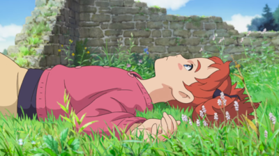 Mary an the Witch's Flower