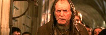 Harry Potter und die Kammer des Schreckens: Argus Filch