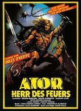 Ator - Herr des Feuers - Poster