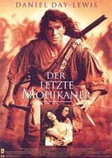 Der letzte Mohikaner - Poster