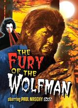 The Fury of the Wolfman - Poster
