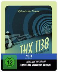Die neue Steelbook-Edition von THX 1138