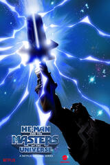 He-Man and the Masters of the Universe - Staffel 1 - Poster
