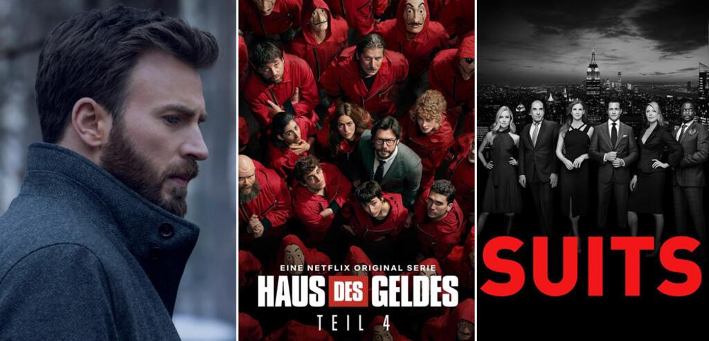 Serien und Staffeln im April 2020