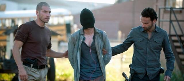 In der zweiten Staffel von The Walking Dead werden keine Gefangenen gemacht