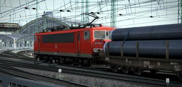 Bild zu:  Train Simulator 2016