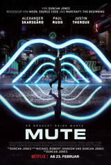 Mute - Poster
