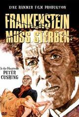 Frankenstein muß sterben - Poster