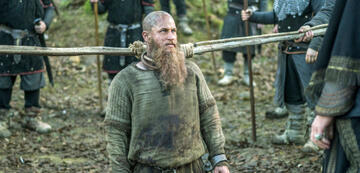 Vikings: Ragnar kurz vorm Ende
