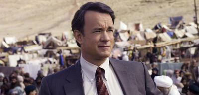 Tom Hanks in Der Krieg des Charlie Wilson