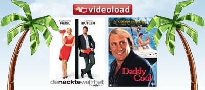 Die Nackte Wahrheit und Daddy Cool als Video On Demand