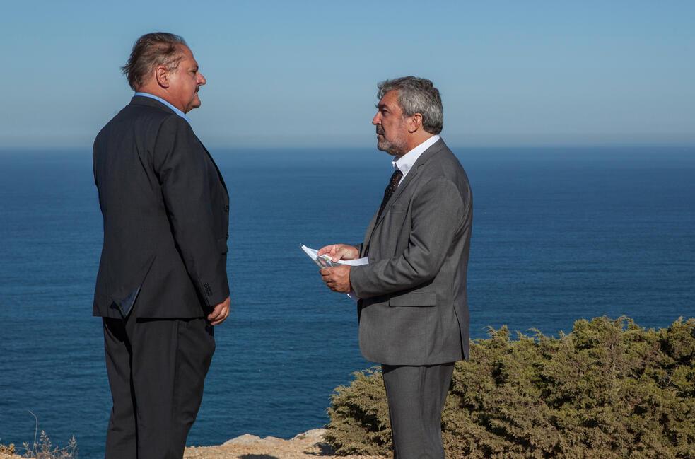 Der Lissabon Krimi Alte Rechnungen