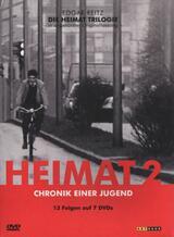 Die zweite Heimat - Chronik einer Jugend - Poster