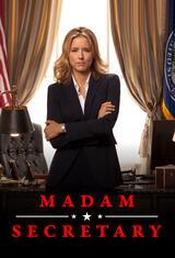 Madam Secretary - Poster