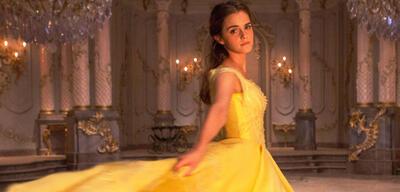 Bald endlich animiert: Belle in Die Schöne und das Biest