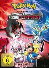 Pokémon - Der Film: Diancie und der Kokon der Zerstörung - Poster