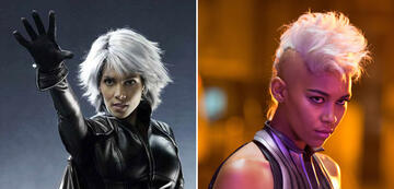 X-Men: Storm alt und jung